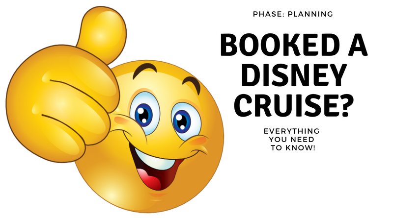 We're Booked…Now What?