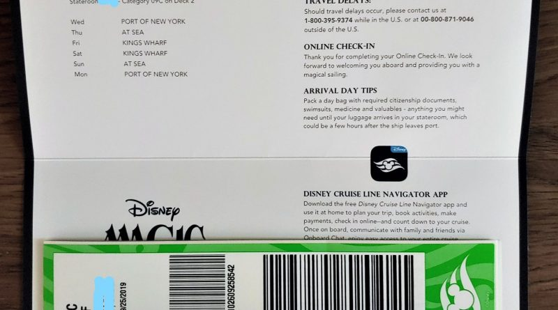"""Mickey Mail"": The DCL Mail We ALL Can't Wait For!"